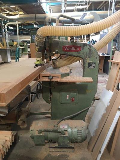 Quantum Joinery Ltd In Liquidation Woodwork Machinery Vehicles